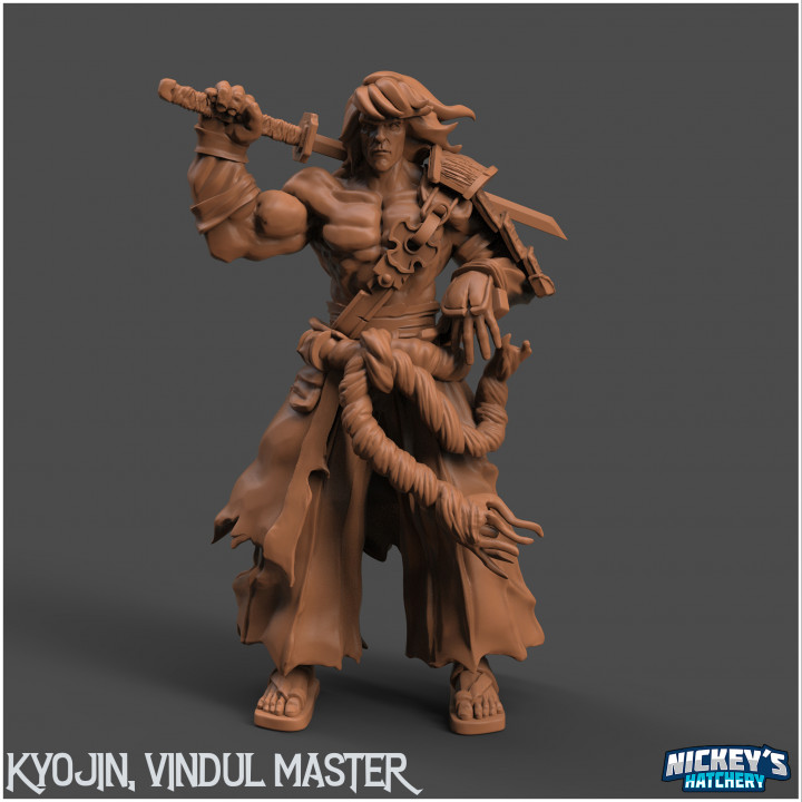 Kyojin, The Master's Cover