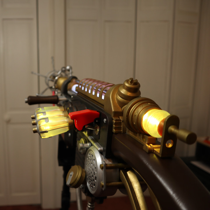 Wunderwaffe DG-2 with Ejection and Reloading