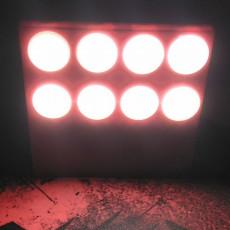 Rechargeable shop light