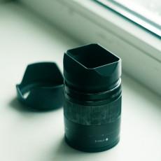 Lens hood for Sony 5018 OSS - short 25 mm