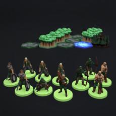 Pocket-Tactics: Brigands of the Forest Road