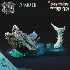 Lyngbakr