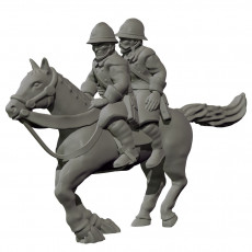 FREE TEST - French cavalry - 28mm WWII Wargame