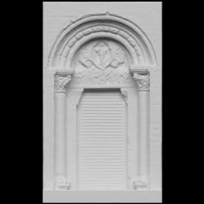 Occidental portal of Saint Peter and Saint Paul Church