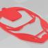 Iron Man Key chain image