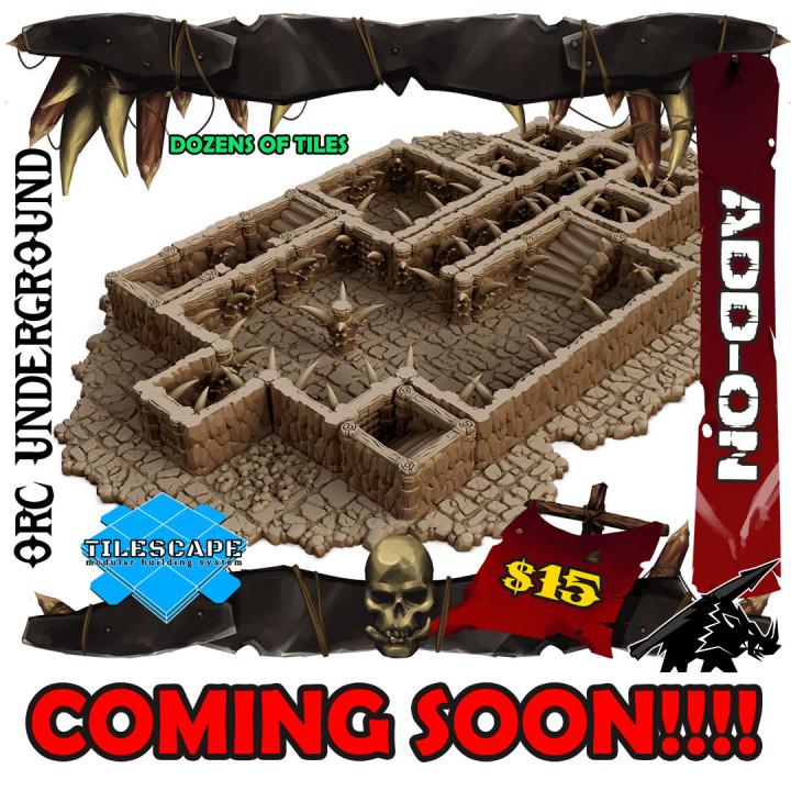 Orc Underground's Cover