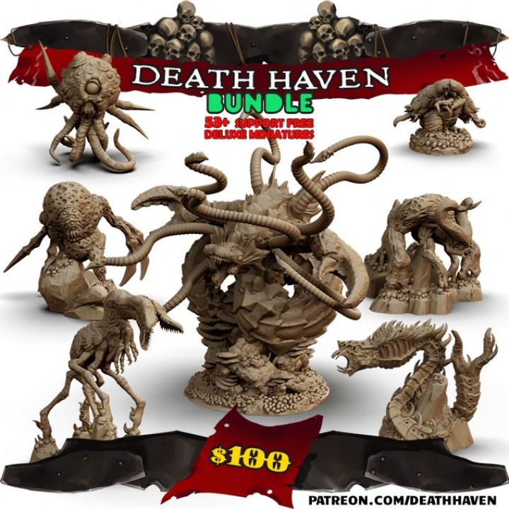 Death Haven Bundle's Cover