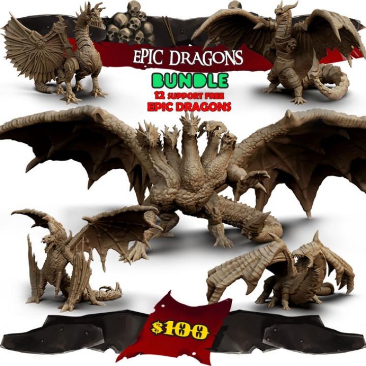 Epic Dragons Bundle's Cover
