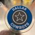 Dallas Cowboys COaster image