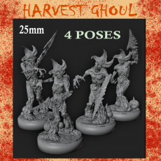 Harvest Ghoul set