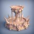 Soulless Chalice Fountain - Soulless Vampires Terrain Piece image