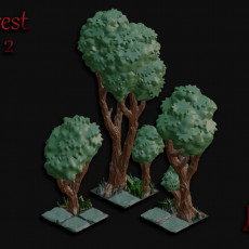OpenFoliage Forest Set 2