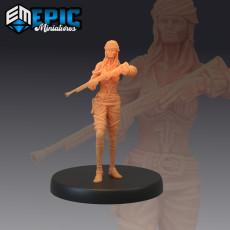 Pirate Gunner Rifle  / Corsair Female