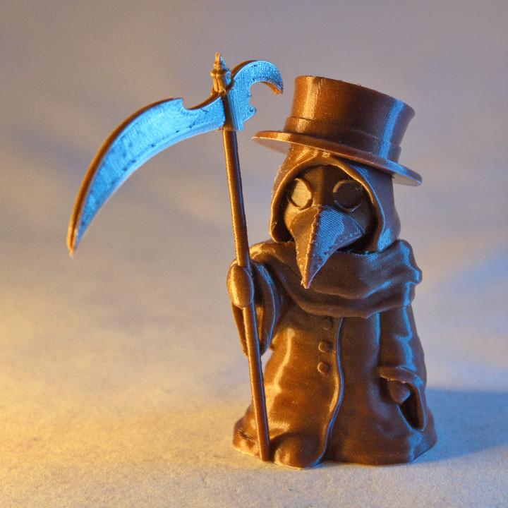 Little Plague Doctor
