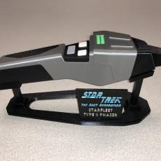 Star Trek TNG 'Cobra-head' Phaser Kit