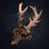 Asian Dragon Skull - Presupported image