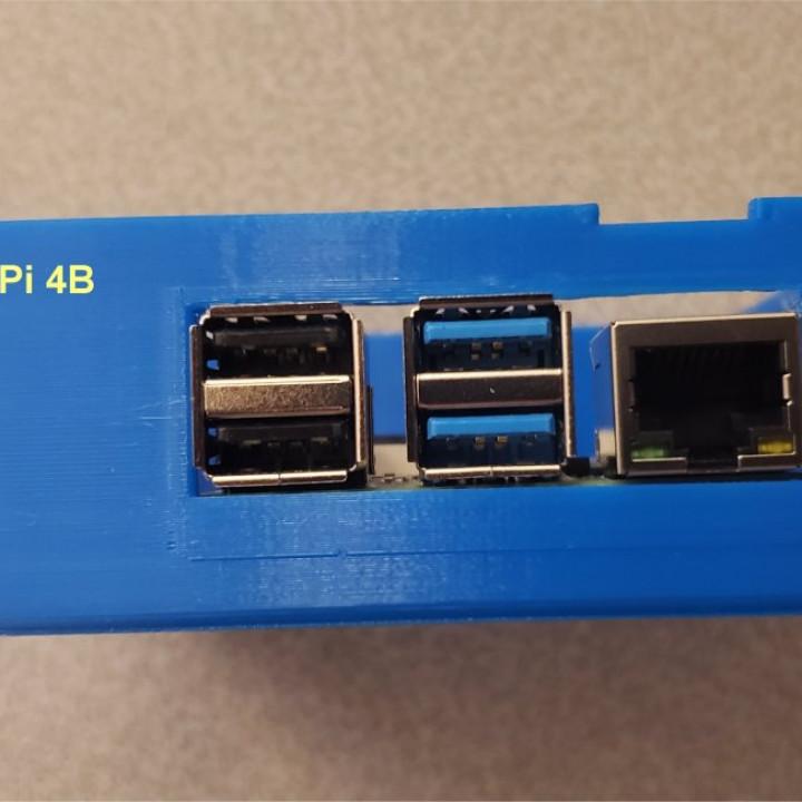 Ender Control Box (LCD + Pi 3 + Pi 4)