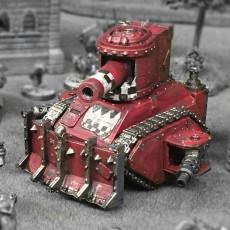 Gobbo Tank 2019