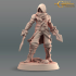 Assassin with Katar image