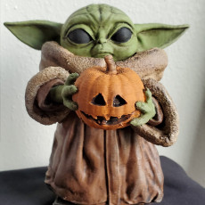 Picture of print of The Child - Halloween Edition