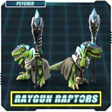 Raygun Raptors