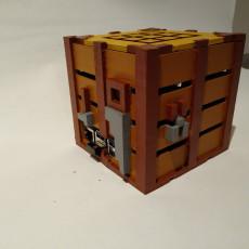 Minecraft Pi 3 case