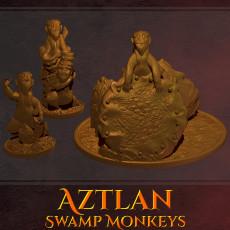 Aztlan Swamp Monkeys