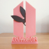 Armynator keychain and ornament set (BTS and Ariana) image