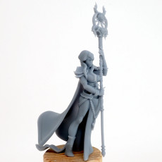 Picture of print of Luna, the Disciple