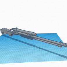 Fortnite - Charge Shot gun