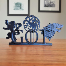 Game of Thrones Ornament