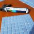 Swimming Pool Tile Repair Stencil image