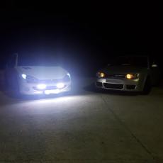 Peugeot 206 Daylight