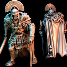 Centurion on foot - LEGIO IX HISPANA - Cursed Legion of Moloch