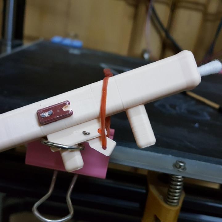 Tiny200KA the Mini Bazooka