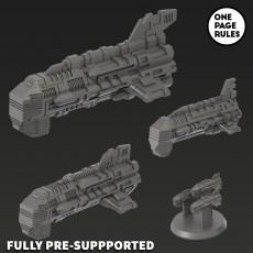 Marauders Fleet