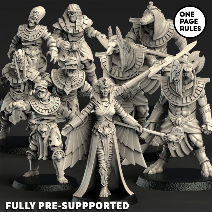 Mummified Undead - October Release