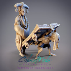 Sadiq, Mortuary Guild Conciliator (Pre-Supported)