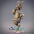 Xu Zhen, Xueren Yeti Grand Demon with Scenic Base (Pre-Supported) image