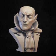 nosferatu vampire bust