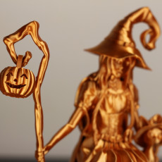 Picture of print of Zellae The Witch