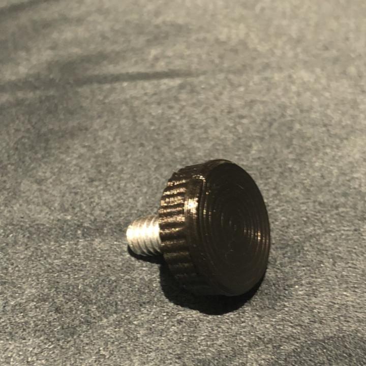 Thumb Screw Cap for Hex Bolt