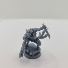 Picture of print of Rakshakin Headhunter - Modular A (male) This print has been uploaded by Taylor Tarzwell