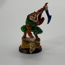 Picture of print of Rakshakin Headhunter - Modular A (male) This print has been uploaded by michael griffin