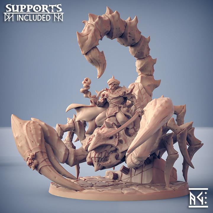 Namuir Makir on Scorpid King - Rakshaking Headhunters Mounted Hero