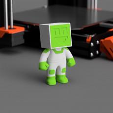 Filameno - Impresoras 3D mascot