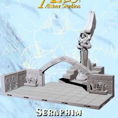 Seraphim Reliquary Entrance