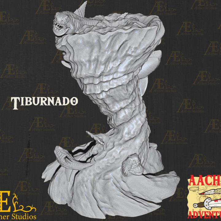 Aach'yn Adventures: Tiburnado
