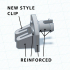 GE Dishwasher Rack Wheel Axle Replacement (WD35X21041) image