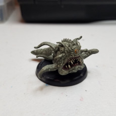 Picture of print of Spawn of Mordeth